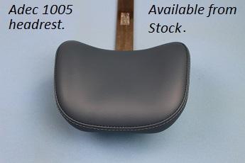 New Headrest Upholstery Vinyl Tech