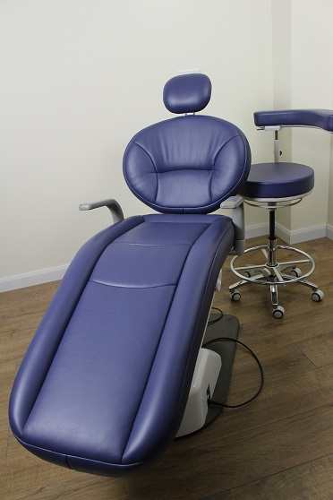 Vinyl Tech Dental Chair Upholstery